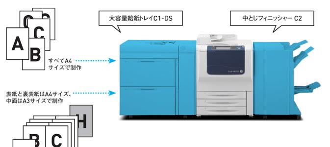 Q20 カンプだけの用途ではもったいない。オンデマンド印刷にも対応できるか?
