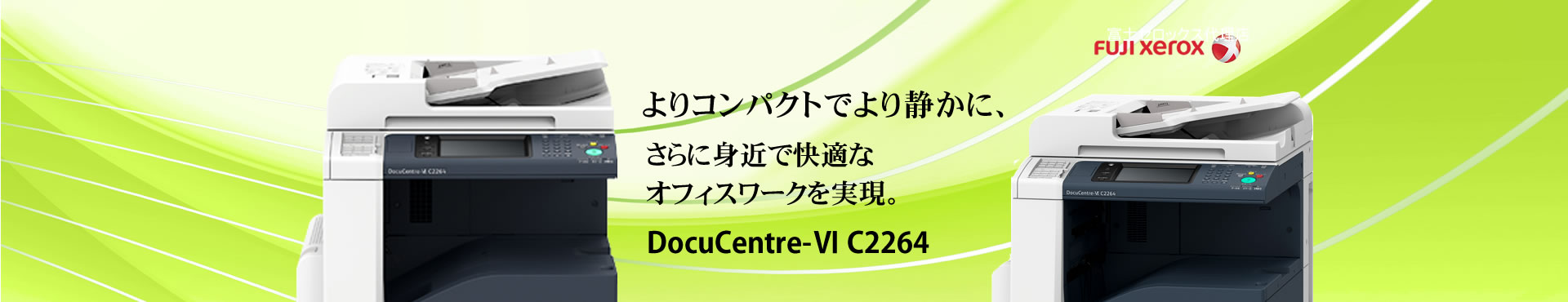 �J���[�����@ DocuCenter-�X c2263
